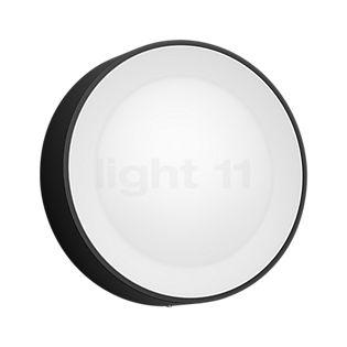 Philips Hue White & Color Ambiance Daylo Decken- & Wandleuchte LED schwarz