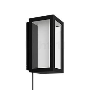 Philips Hue White & Color Ambiance Impress, lámpara de pared baja tensión LED negro