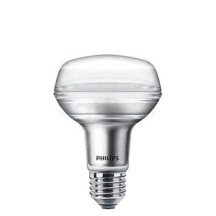 Philips R80 8W/36° 827, E27 ohne Farbe , Auslaufartikel