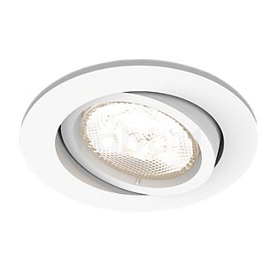 Philips myLiving Shellbark Faretto da incasso LED rotondo bianco