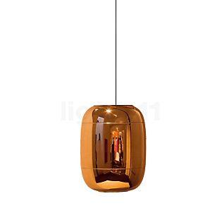 Prandina Gong Mini LED S1 Mini canopy blanco