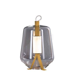 Prandina Luisa Lampe de table T3 LED blanc/rose