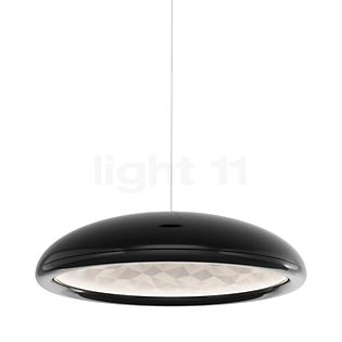 Rotaliana Febo Pendelleuchte LED schwarz