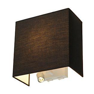 SLV Accanto Spot Wandleuchte LED schwarz
