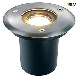 SLV Adjust Bodeminbouwlamp GU10 rond