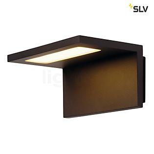 SLV Angolux Wandleuchte LED anthrazit