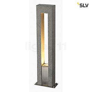 SLV Arrock Arc Bollard light grey