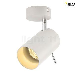 SLV Asto Tube I wall-/ceiling light white