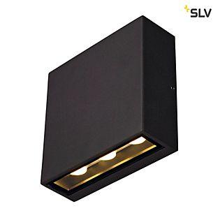 SLV Big Quad Væglampe, kantet hvid