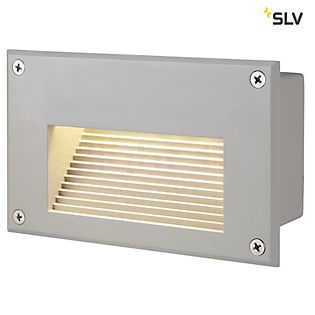 SLV Brick LED Downunder Wall light LED, warm-white
