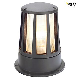 SLV Cone, lámpara de suelo antracita