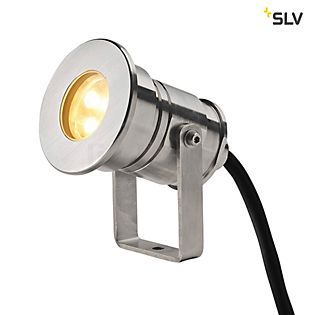 SLV Dasar Projector LED stainless steel