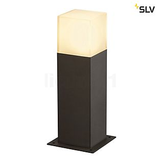 SLV Grafit SL 30 Bollard light anthracite grey