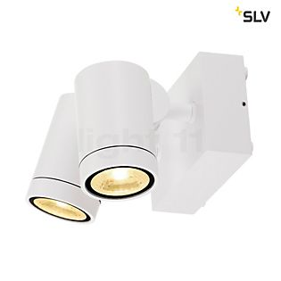 SLV Helia Double Applique LED ajustable blanc