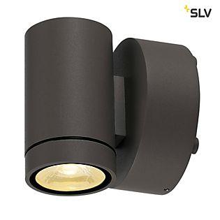 SLV Helia Down Væglampe LED antrazit