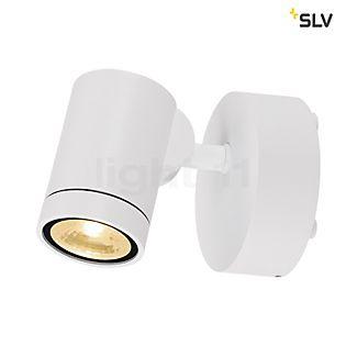 SLV Helia Single Lampada da parete LED regolabile bianco