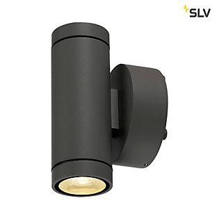 SLV Helia Up/Down Wandleuchte LED anthrazit