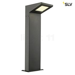 SLV Iperi Bollard light LED anthracite