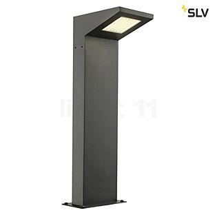 SLV Iperi, bolardo LED antracita