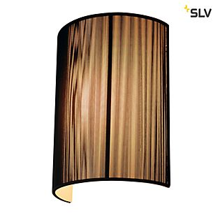SLV Lasson WL-3 Wandlamp zwart