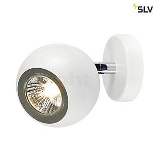 SLV Light Eye 1 Decken- und Wandleuchte weiß/Chrom
