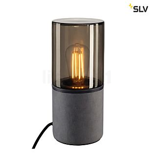 SLV Lisenne-O Table Lamp Outdoor stone