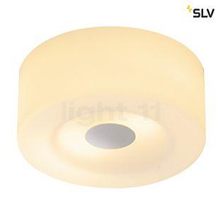 SLV Malang Plafonnier chrome/blanc