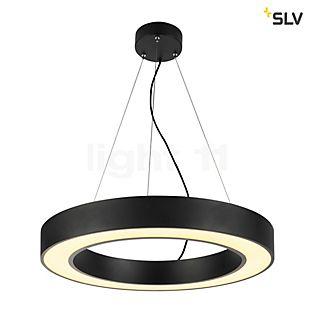 SLV Medo Ring 60 LED zwart