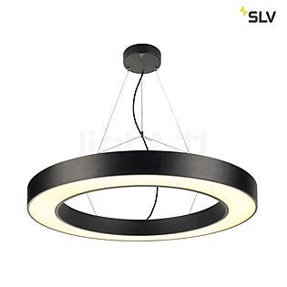 SLV Medo Ring 90 LED black