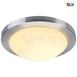SLV Melan, lámpara de techo aluminio cepillado