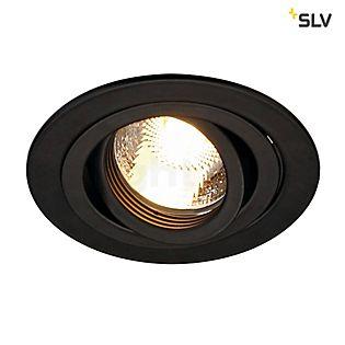SLV New Tria MR16 Downlight cirka sort , udgående vare