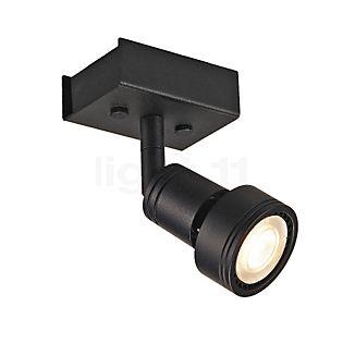 SLV Puri 1 Plafond-/Wandlamp zwart