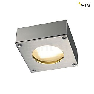 SLV Quadra 44 Downlight Applique/Plafonnier gris argenté