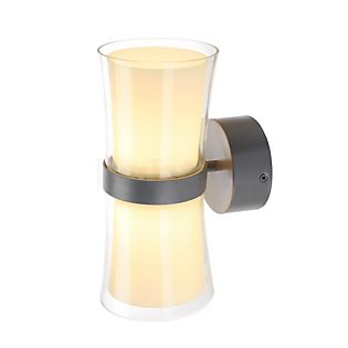 SLV Reto Wandlamp LED grijs/wit , uitloopartikelen