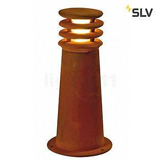 SLV Rusty Bollard Light 40 cm