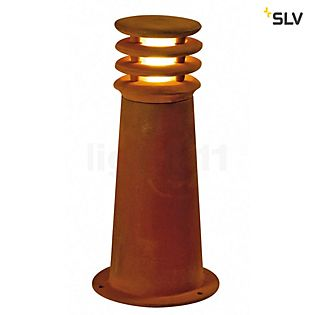 SLV Rusty Bollard Light LED 40 cm