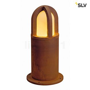SLV Rusty Cone Bollard light 24 cm