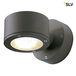 SLV Sitra Wall light anthracite grey