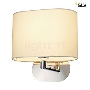 SLV Soprana Oval WL-1 Wandlamp wit