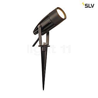 SLV Syna Spotlight LED with Ground Spike anthracite