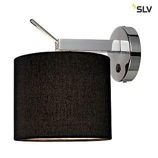SLV Tenora, lámpara de pared negro