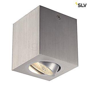 SLV Triledo Square CL Aufbaudownlight weiß
