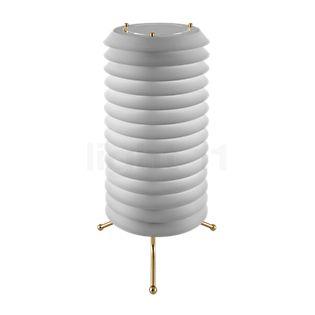 Santa & Cole Maija 30, lámpara de suelo LED blanco