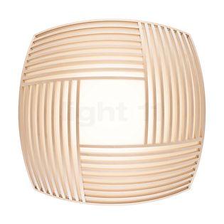 Secto Design Kuulto 9100 Lampada da parete o soffitto LED legno di betulla, naturale