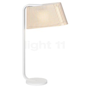 Secto Design Owalo 7020 Bordlampe LED birk, naturlig