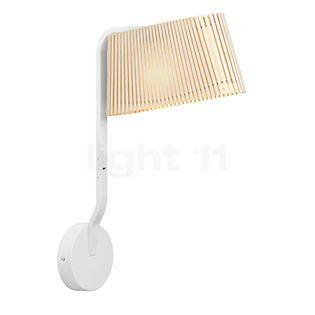 Secto Design Owalo 7030 Wandleuchte LED Birke, natur