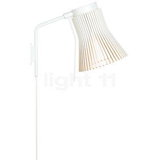 Secto Design Petite 4630 Wandlamp wit, gelamineerd