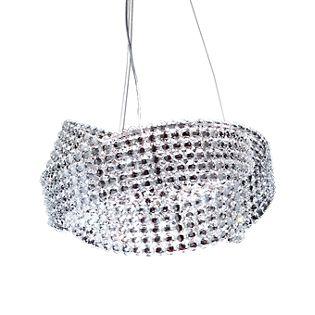 Sergio Marchetti Diamante, lámpara de suspensión ø40 cm