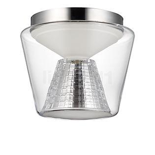 Serien Lighting Annex M 24 W Lampada da soffitto LED traslucido chiaro/cristallo, Dali