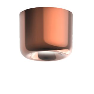Serien Lighting Cavity L Lampada da soffitto LED bronzo